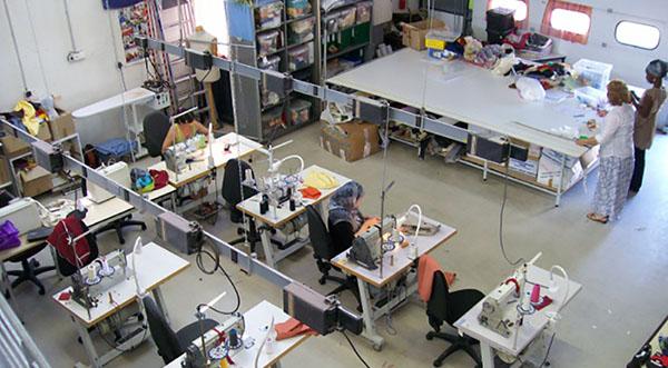 Atelier de réinsertion Zigzag