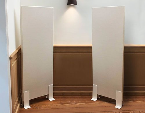 Gamme sérénité : le claustra acoustique, panneaux acoustiques